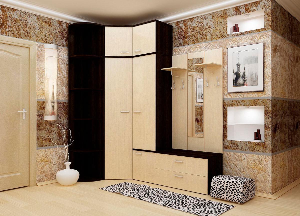 Мебель для прихожей на заказ в Астрахани
