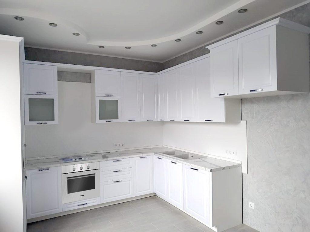 г образный кухонный гарнитур