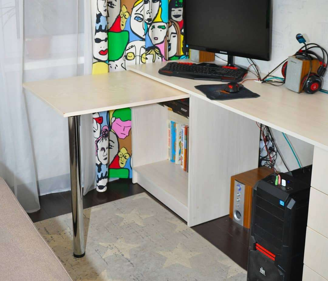 Мебель в детскую комнату для мальчика подростка