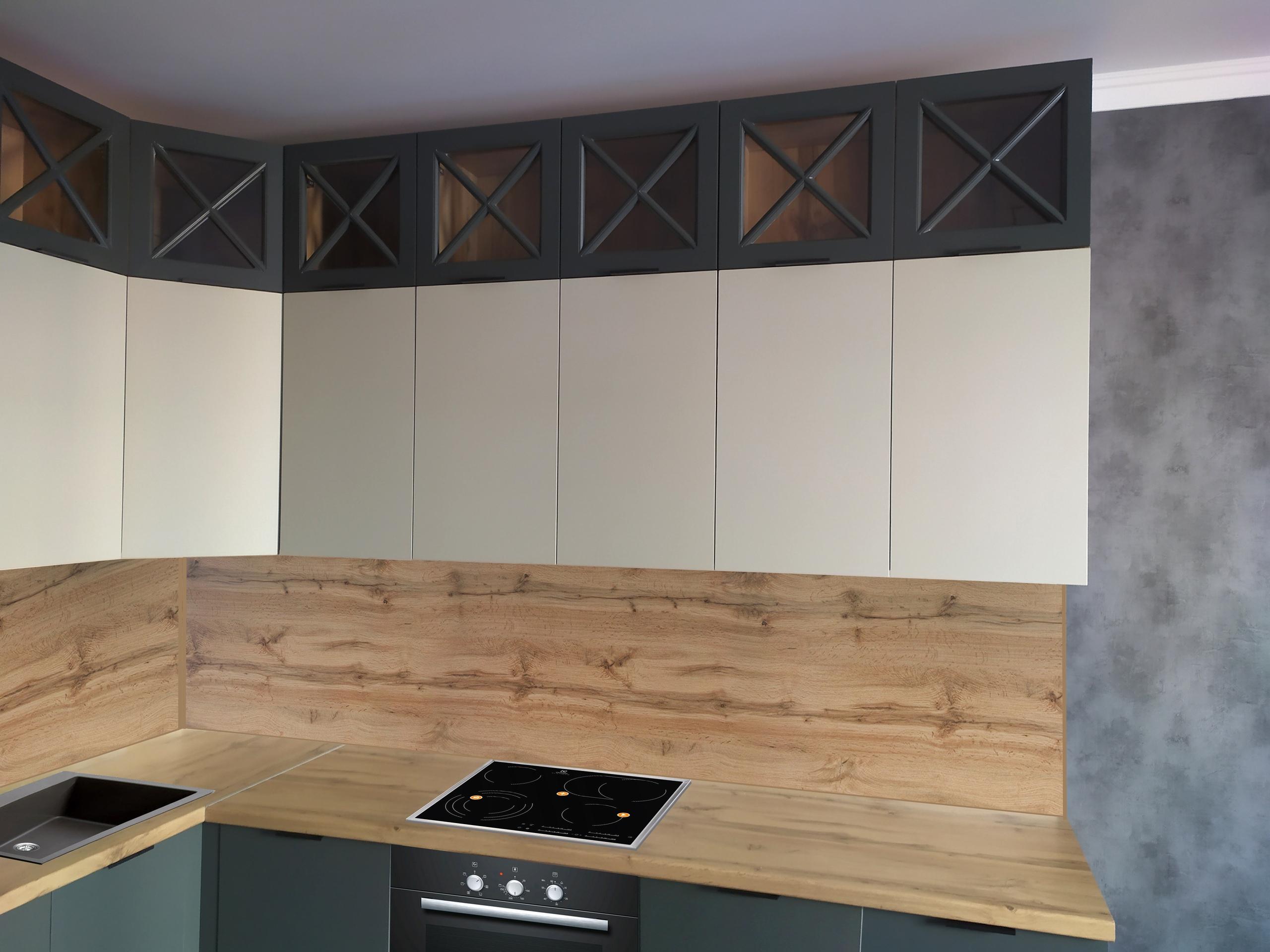 угловая кухня 2.5 метра